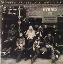The Allman Brothers Band At Fillmore East  MFSL SACD (Hybrid, Remastered)