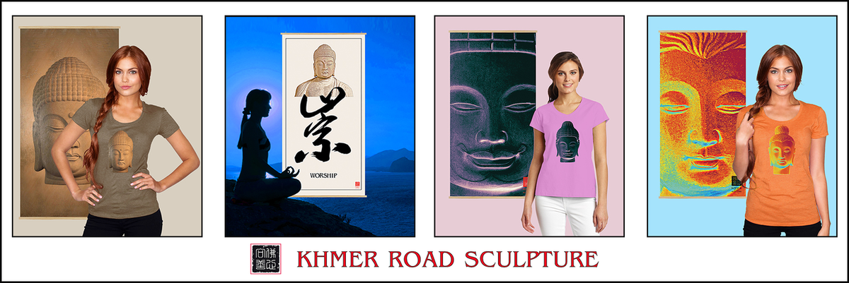 khmer-road-sculpture