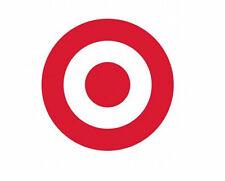 Target Sticker Vinyl Decal 4-816