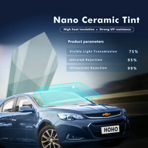 99%UV Nano Ceramic Solar Tint Car Window Tint Window Security Vinyl film