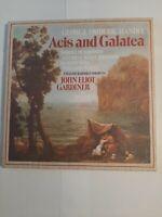Acis And Galatea Handel Vinyl Double Album Boxset. FREE DELIVERY