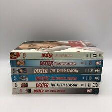 Dexter Seasons 1-6 DVD Set+BONUS A Killer 40 Minutes Promotional Comic-Con 2009