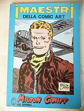 I MAESTRI DELLA COMIC ART - MILTON CANIFF - L'OASI ED. 1980 -FUM2