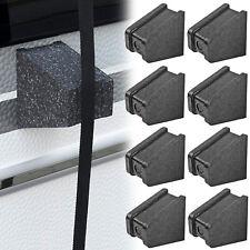 8 x Abstandshalter für Wohnwagen, Wohnmobil Schutzdächer Spezial Styropor 12,5cm