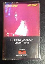 Gloria Gaynor Love Tracks Cassette