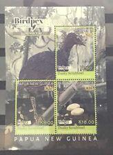 Papoea-Nieuw-Guinea / Papua New Guinea - MNH - Sheet Rare Birds 2018