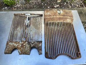 Vintage Ferguson System grille Lot Grills Hot Rat Rod Tractor Farm Industrial