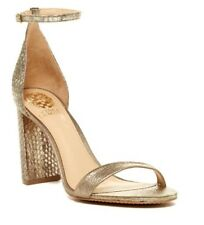 Vince Camuto Mairana Dress Shoes - Women's Size 7.5M - Gold Nugget