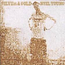 NEIL YOUNG SILVER & GOLD VINYL LP NEW & SEALED