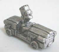 bart Hasbro Monopoly Simpsons token pewter charm miniature replacement