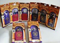 Harry Potter Choose FromCollectable Hogwarts Diecast & Plastic Figure by Mattel