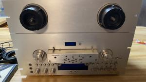 Vintage PIONEER RT-909 Reel to Reel Tape Deck Tested w/ video!   BIN $2349