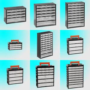 Kleinteilemagazin Sortierkasten Sortimentskasten Sortimentsboxen Organizer