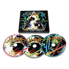 Def Leppard - Hysteria 30th Anniversary Edition Digipak CD