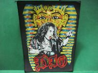Vintage - BACK PATCH  JACKETS  -  D.I.O.  - Original 80' Cm. 24,5x32x36,5