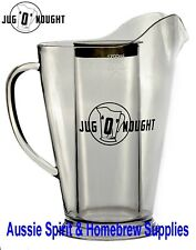 Brand New Beer Jug Pitcher with Ice Cavity 1700ml Jug O Nought Polycarbonate