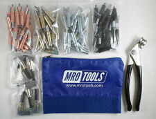 MRO TOOLS K-Series Deluxe Cleco Sheet Metal Fastener Kit (K2MSTR)