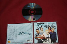 Jyve 5 SIGNED CD entre tu y yo To Barbara