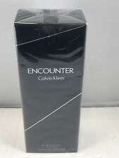 Encounter By Calvin Klein Eau de Toilette 6.2 fl oz/ 185 ml - NEW & SEALED