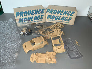 RALLY 1/43 PROVENCE MOULAGE Gp B PEUGEOT 205 T16 RESIN KITS NO DECALS WRC ERC