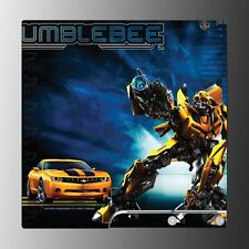 Transformers Bumblebee Video Game Vinyl Decal Skin Playstation 3 PS3 Slim