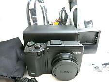 Ricoh GXR GXR S10 10.0 MP Digital Camera - Black Kit w/ VC 24-72mm Lens *superb