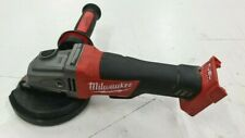 Milwaukee M18CAG125XPD 18V Li-Ion Cordless Fuel 125mm Angle Grinder - Skin Only