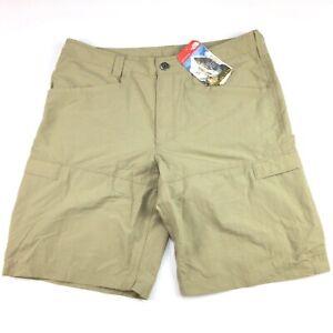 The North Face Libertine Cargo Shorts Men's Size 34 Dune Beige
