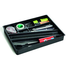 Durable Desk Drawer Organiser Office Pen Accessory Tray - Organises you drawer