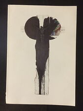 ARNULF RAINER, limited edition catalogue, Galerie Heike Curtze, 1984