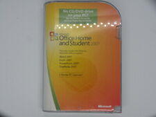 Microsoft Office Home and Student 2007 Software - Disc included - Quick Dispatch