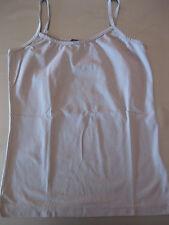 Ragazza Shirt Gr. S 36/38, Party, Disco, hellgrau, elastisch, toll, sehr schön