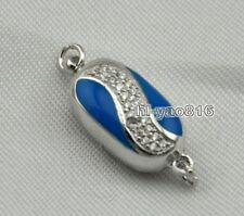 925sterling silver Jewelry Clasp For Necklace Bracelet
