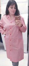Baby mujer Colegio limpieza talla EXT. Cuadro rojo vichy bata uniforme delantal