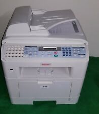 Ricoh AC205 All-In-One Laser Printer PgCount 100