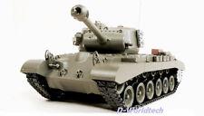 RC BB Snow Leopard Schuss-Panzer Tank 2.4 GHz Funferngesteuert mit Rauch/Sound