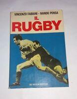 Il rugby di Vincenzo Fabiani, Nando Pensa - De Vecchi, 1975