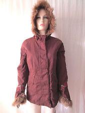Cotton Floral Regular Size Coats & Jackets for Women