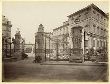 Italie, Roma, Palazzo Barberini  Vintage albumen print.  Tirage albuminé  20