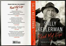 Autographed Sally Kellerman autobiography signed in person Read My Lips, Dj1stHb