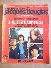 Fotoromanzo  Le Avventure di JACQUES DOUGLAS n°140   [C97] BUONO