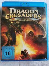 Dragon Crusaders Im Reich der Kreuzritter und Drachen - Bluray - Neu in Folie