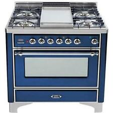 Ranges and Stoves with Burner