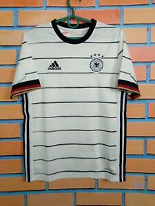 Germany Jersey 2020 Home Kids Boys 13-14 Shirt Soccer Adidas EH6103