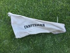 Craftsman No. 71 33077 A Lawn Mower Cloth Grass Catcher Bag