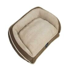 """Serta Soft Plush Dog Bed Therapeutic Memory Foam Puppy Couch Pet Bed, 36"""" x 26"""""""