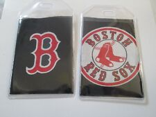 2 Boston Red Sox Tags for Luggage, Athletic Gear, Golf Bags, Gifts, Christmas