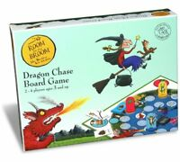Room on the Broom Dragon Chase Board Game - Paul Lamond