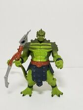 200x Modern Masters of the Universe Whiplash Action Figure, 100% Complete Read