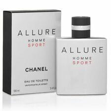 Chanel Allure Homme Sport 3.4 oz Men's Eau De Toilette Fragrance Spray